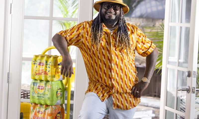 Lipton Iced Tea and T-Pain Launch Digital Campaign